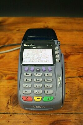 Verifone VX520 VX 520 Chip & Pin Card Payment Terminal Point of Sale 2