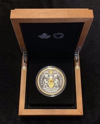 2019 Canada Masters Club 60th Anniversary Half Dollar 2oz Silver Proof