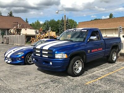 1996 Dodge Other Pickups Pace Truck 1996 Dodge Ram 1500 Official Pace Truck! ~ viper