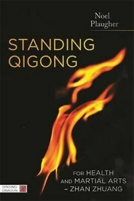 NEW Standing Qigong for Health and Martial Arts - Zhan Zhuang By Noel Plaugher