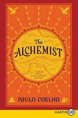 NEW The Alchemist 25th Anniversary By Paulo Coelho Paperback Free Shipping