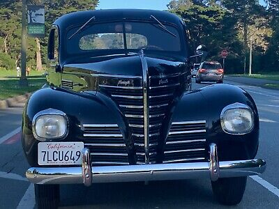 1939 Plymouth Other  1939 Plymouth Roadking P7 Business Coupe