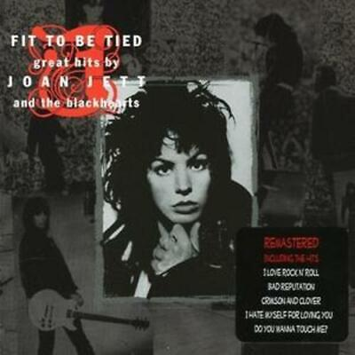 Joan Jett and The Blackhearts : Fit to Be Tied: Great Hits By CD (2008)