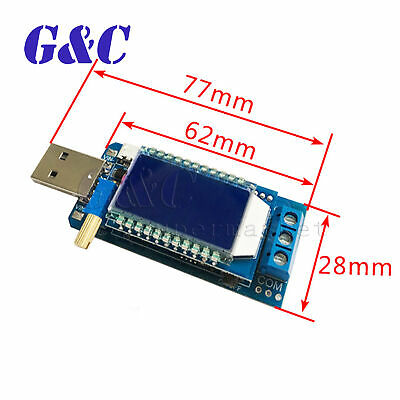 DC-DC USB Step UP/Down Power Supply Module Boost Buck Converter 5V to 3.3V/12V