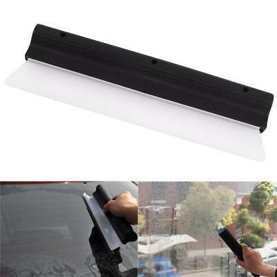Car Flexible Window Silicone Water Blade Non-Scratch Window Squeegee Valeting