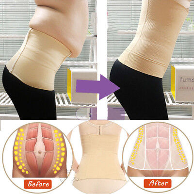AU Postpartum Belly Recovery Band After Baby Tummy Tuck Control Belt Body Shaper