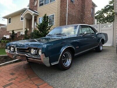 1967 Oldsmobile 442 2 Dr Coupe 1967 Oldsmobile 442  Coupe Automatic 400 / CID 350 HP V8