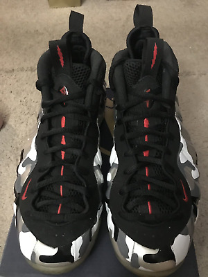 896b2b6733f Nike Air Foamposite One Fighter Jet Size 13 100 % Authentic 575420-001