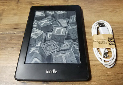 Amazon Kindle Paperwhite 2nd (6th Generation) WiFi 6in, 2/4GB, (Can't register)