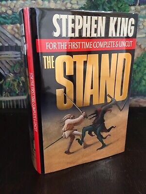 Stephen King The Stand TRUE First Edition (Complete, Uncut) $24.95 DOUBLEDAY