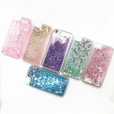 For Xiaomi Redmi Dynamic Quicksand Phone Case Glitter Flowing Liquid Soft Cover