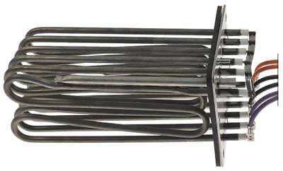 Radiator for Boiler Connector Cable with Gasket Width 66mm Flange 123mm