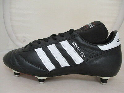 uk availability e06c5 4515d Adidas Coppa Del Mondo Uomo Scarpe da Calcio UK 7 Noi 7.5 Eur 40.2 3