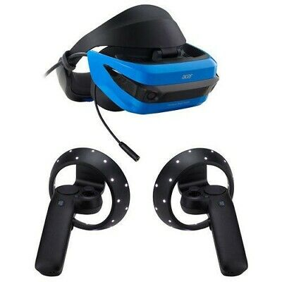 *New* Acer Windows Mixed Reality Headset With Motion Controllers
