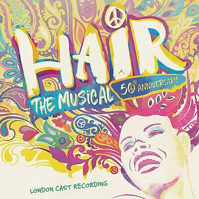 Hair London Cast Hair: The Musical (50th Anniversary) CD ALBUM NEW (29TH MAR)