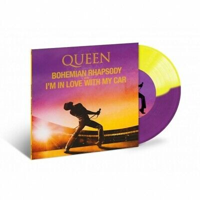 """Queen - Bohemian Rhapsody - 7"""" Lp Limited Rsd 2019 Record Store Day"""