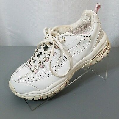 f215eadfb48 CHAMPION C9 Women s Size 8.5 White Pink Trim Enhance Running Shoes Sneakers