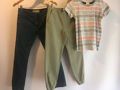 NEW Boys size 10 Seed, Just Jeans and Mossimo bulk lot