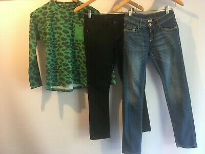 Boys size 10 Globe, Rock Your Kid, Here There jeans and t-shirt bulk lot
