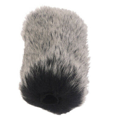 17x14cm Furry Microphones Cover For TAKSTAR SGC-598 For Nonsha NA-Q7 Brand New