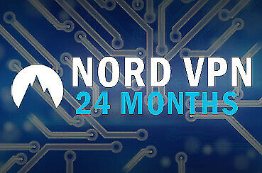 NordVPN 24 month subscription, LIFETIME WARRANTY) | NORD VPN account Premuim