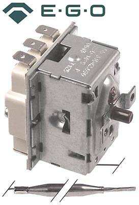 Ego 55.32555.800, 55.33542.090 Safety Thermostat for Fryer 3-pin 3nc