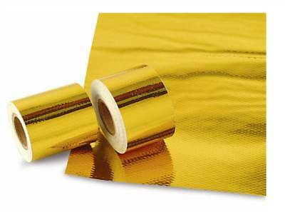 """DEI Reflect-A-Gold Heat Reflection Protection Tape 24"""" x 24"""" Sheet (010393)"""