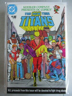 New Teen Titans - Drug Awareness (1983) One-Shot NM