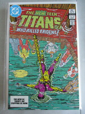 New Teen Titans (1980-1984) #33 VG/FN