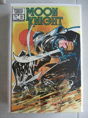 Moon Knight Vol. 1 (1980-1984) #28 VF-