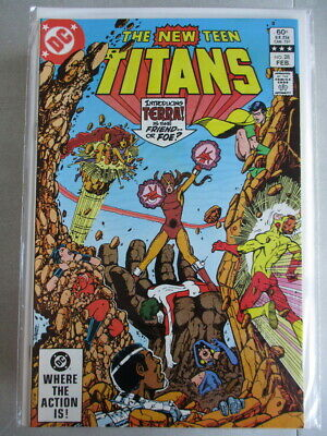 New Teen Titans (1980-1984) #28 VF/NM
