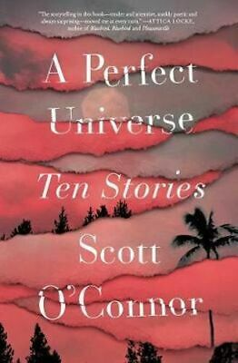NEW A Perfect Universe By Scott O'Connor Hardcover Free Shipping