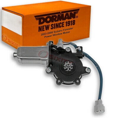 Electri vd Dorman Front Left Power Window Motor for Nissan Frontier 2005-2018