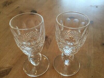 Waterford Colleen Liqueur Glasses