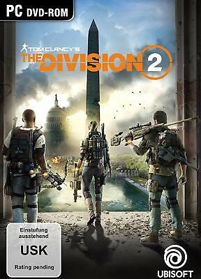 The Division 2 - [PC]---Microsoft PC DVD----TOP!