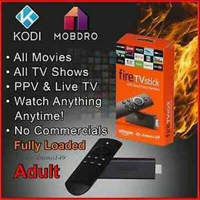 Hacked Fire TV Stick