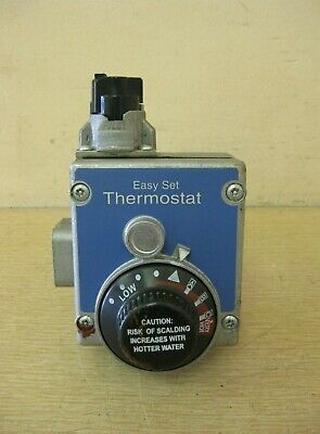 AO Smith White Rodgers 182791-007 37C73U-280 Water Heater Gas Valve Thermostat