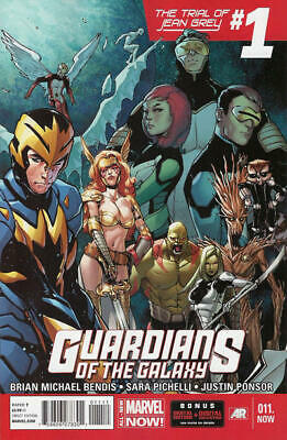 Guardians of the Galaxy Vol. 3 (2013-2015) #11