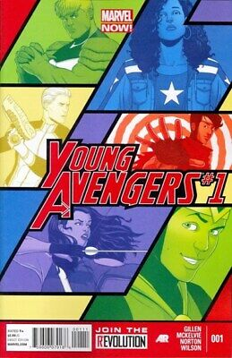 Young Avengers Vol. 2 (2013-2014) #1