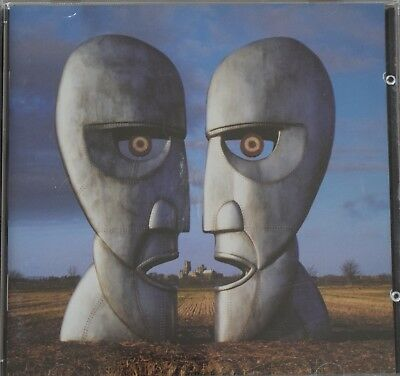 CD -  The Division Bell by Pink Floyd (CD, 1994, EMI Music Distribution)
