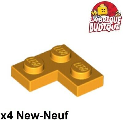 Lego ® Lot x2 Plaque Angle Aile 2x2 Plate Corner 45 ° Choose Color 26601 NEW