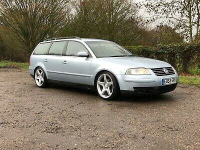 2003 VW Passat 1.9TDI PD130 Sport Estate 6 Speed B5.5 Volkswagon