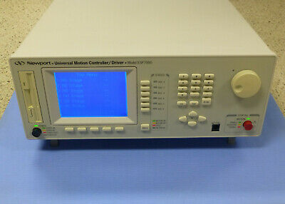 Newport ESP7000 Universal Motion Controller, Fully Loaded with 6 Driver Modules