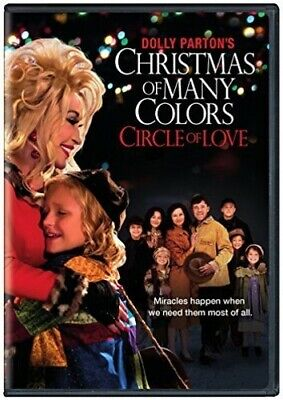Dolly Parton's Christmas Of Many Colors: Circle Of (DVD New)