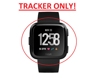 Brand New Genuine Fitbit Versa | Pebble ONLY | Free P&P