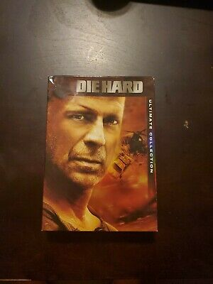 Die Hard: The Ultimate Collection (DVD, 2009, 8-Disc Set) Bruce Willis