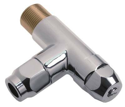 "Angle Valve Exit 3/4 "" Input 3/4 "" mm/15mm"