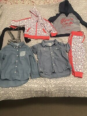 Bulk Boys Clothing Size 3