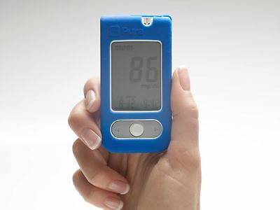 PURA GlUCOSE METER COVER blue six colours new and sealed free post