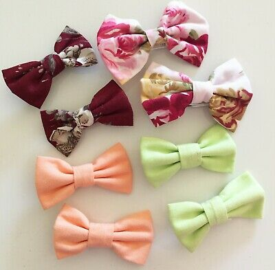 Collection of Genuine LACEY LANE Mini Bows Inc. Lux INDIE Diner